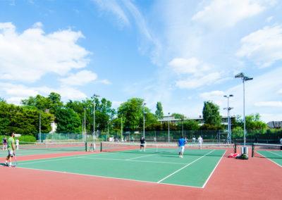 Grafton tennis squash club