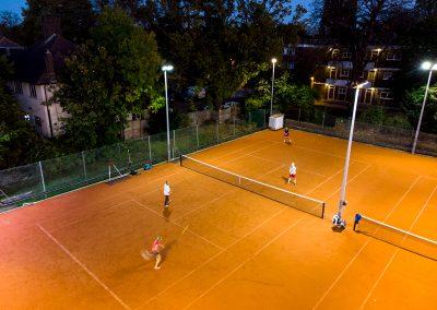 Grafton tennis club - south London